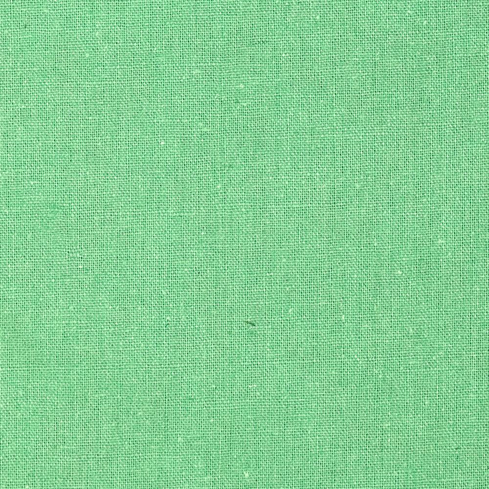 Designer Essentials Linen/Cotton Solid Green
