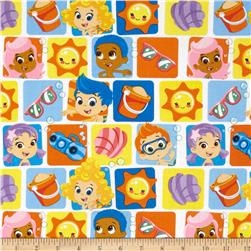 Nickelodeon Bubble Guppies Sunshine & Fun Patch White/Multi