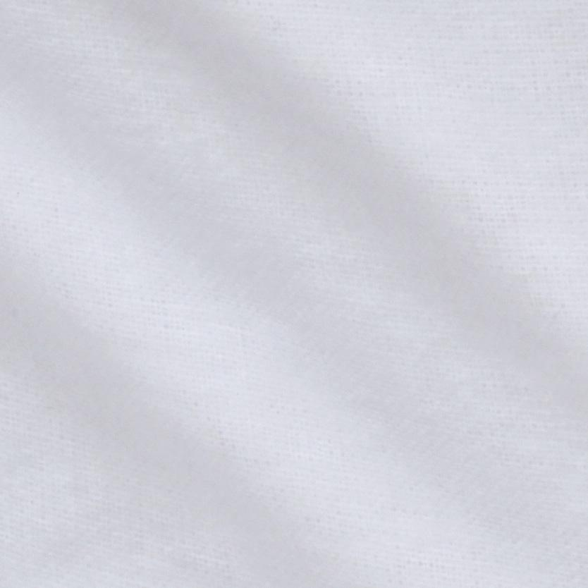 "Quilter's Flannel 90"" Wide White"