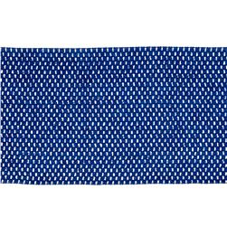 9'' Crochet Headband Trim Royal Blue