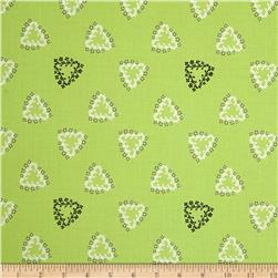 Mojito Small Toss Floral Lime