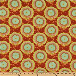 Amy Butler Soul Blossoms Passion Buttercups Honeydew Fabric