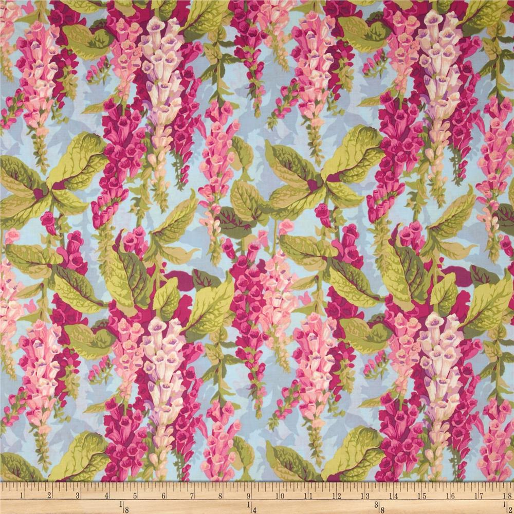 Kaffe Fassett Collective Fox Gloves Spring