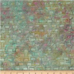 Bali Batiks Handpaints Blocks Seafoam