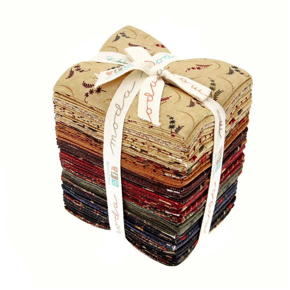 Moda Pheasant Hill Fat Quarter Assortment