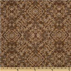 Cranston Village Pattern Brown
