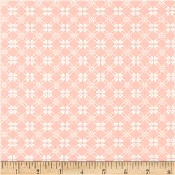 Moda Sweet Baby Flannel Diaper Pin Plaid Blossom