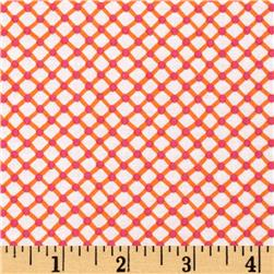 Michael Miller Happy Tones Cora Geometric Sorbet Fabric