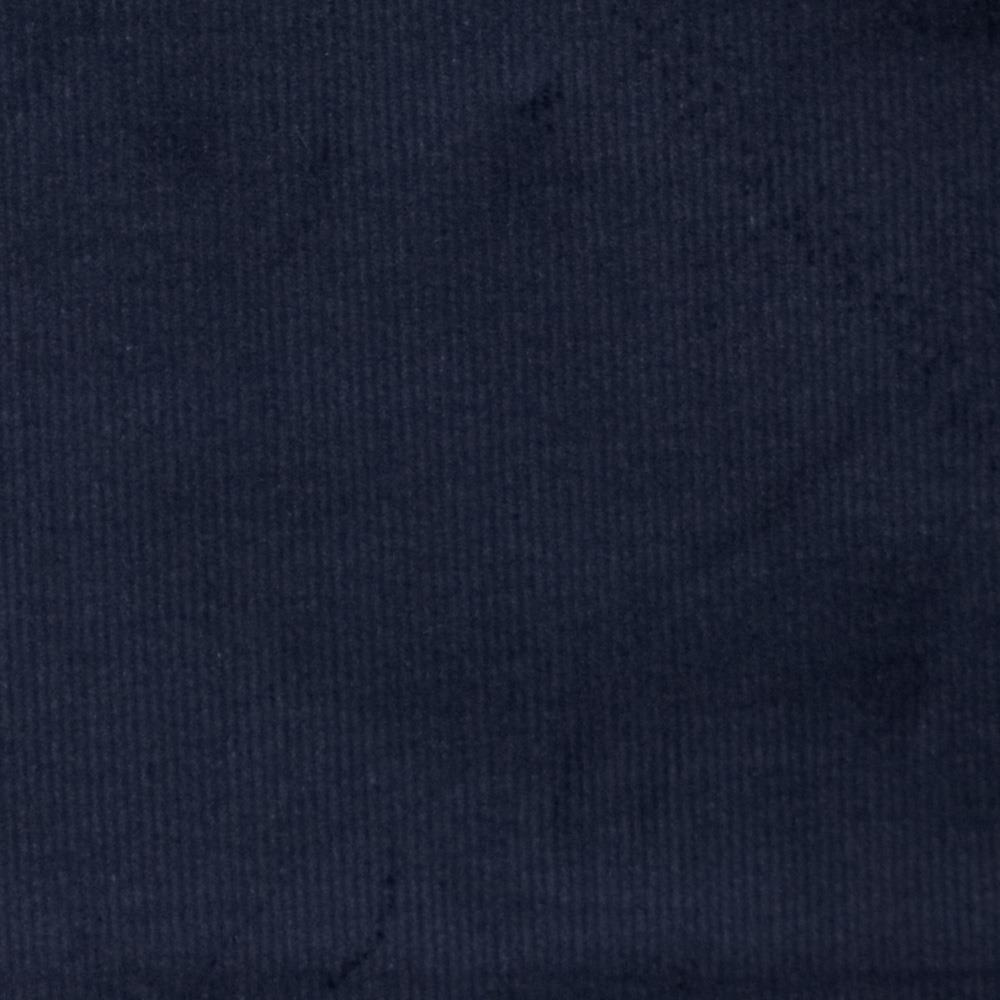 Kaufman Stretch 21 Wale Corduroy Navy