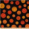 Sports Life 2 Basketballs Black