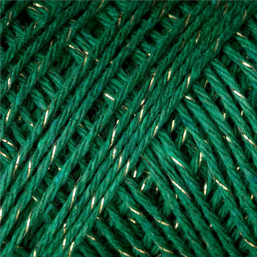 Premier Home Cotton Grande Holiday 03 Green Gold
