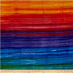 Wilmington Batiks Ombre Stripe Multi