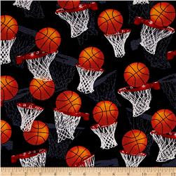 Kanvas All Sports Slam Dunk Black
