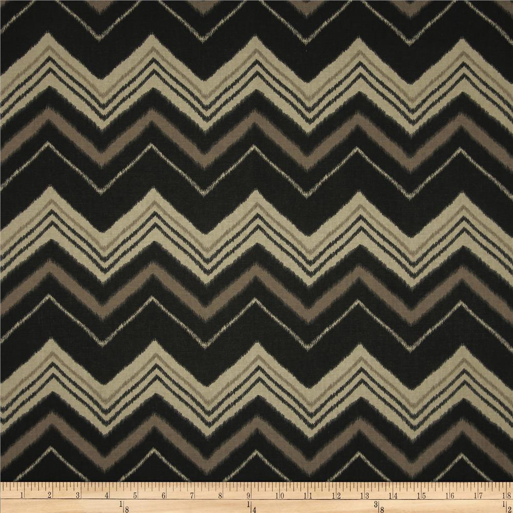 Swavelle/Mill Creek Terrabone Chevron Graphite