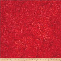 Anthology Batik Vine Red