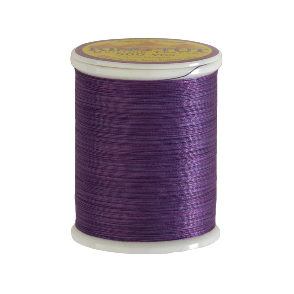 Superior King Tut Cotton Quilting Thread 3-ply 40wt 500YDS Berry Patch