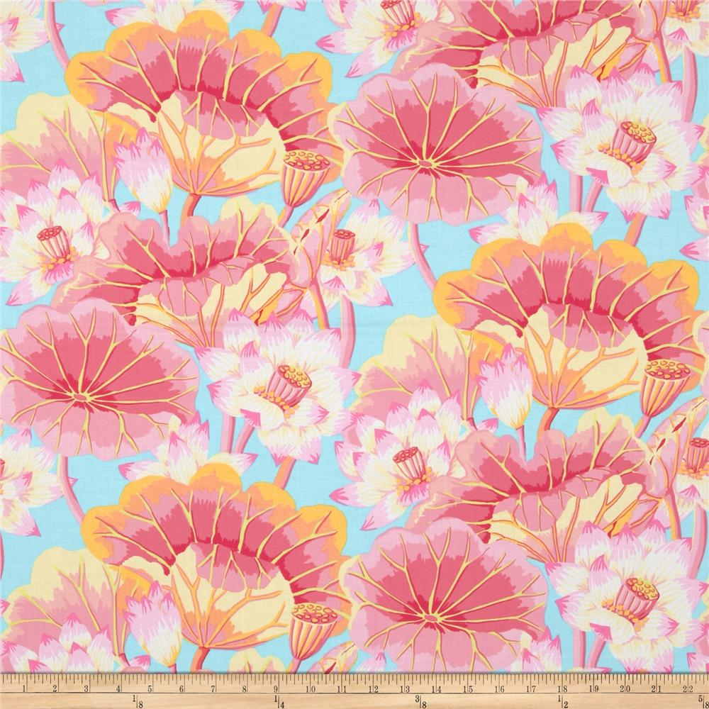 Kaffe Fasset Collective Lake Blossoms Pink