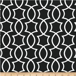 Richloom Solarium Outdoor Titan Onyx Home Decor Fabric
