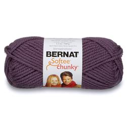 Bernat Softee Chunky Yarn (28323) Dark Mauve