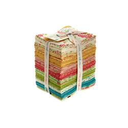 Moda Chance of Flowers Fat Quarter Assortment
