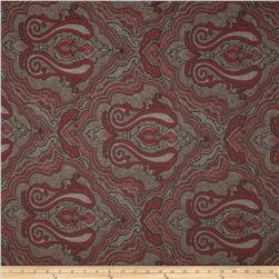 Robert Allen @ Home Worldly Jacquard Currant Fabric