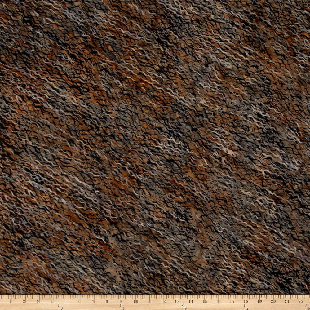 Bali Batiks Handpaints Fiber Granite