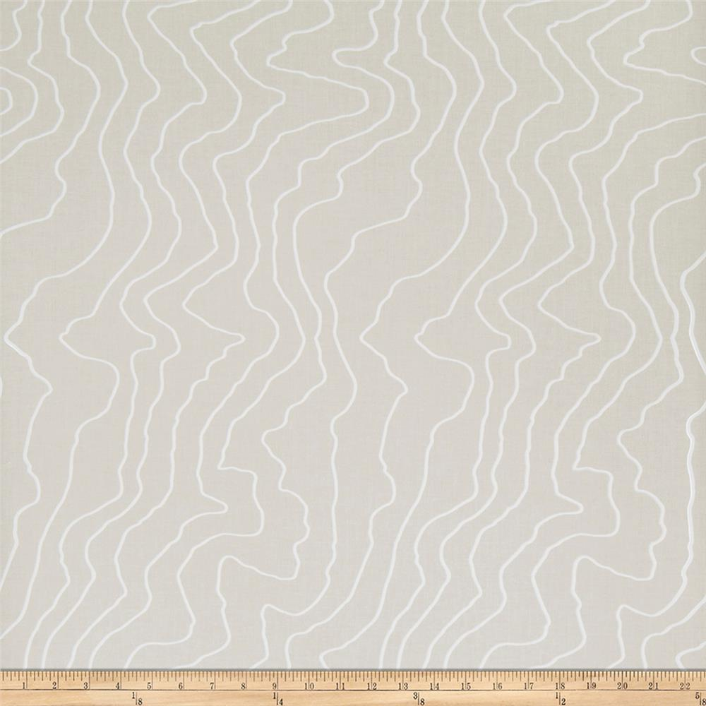 Fabricut 50105w Topograph Wallpaper Feather 01 (Double Roll)