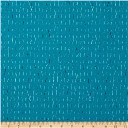 Contempo Zentastic Whiskers Turquoise