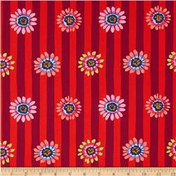 Kaffe Fasset Sateen Regency Red