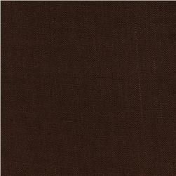 Stonewashed Linen Chocolate