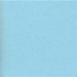 Solid Flannel Baby Blue Fabric