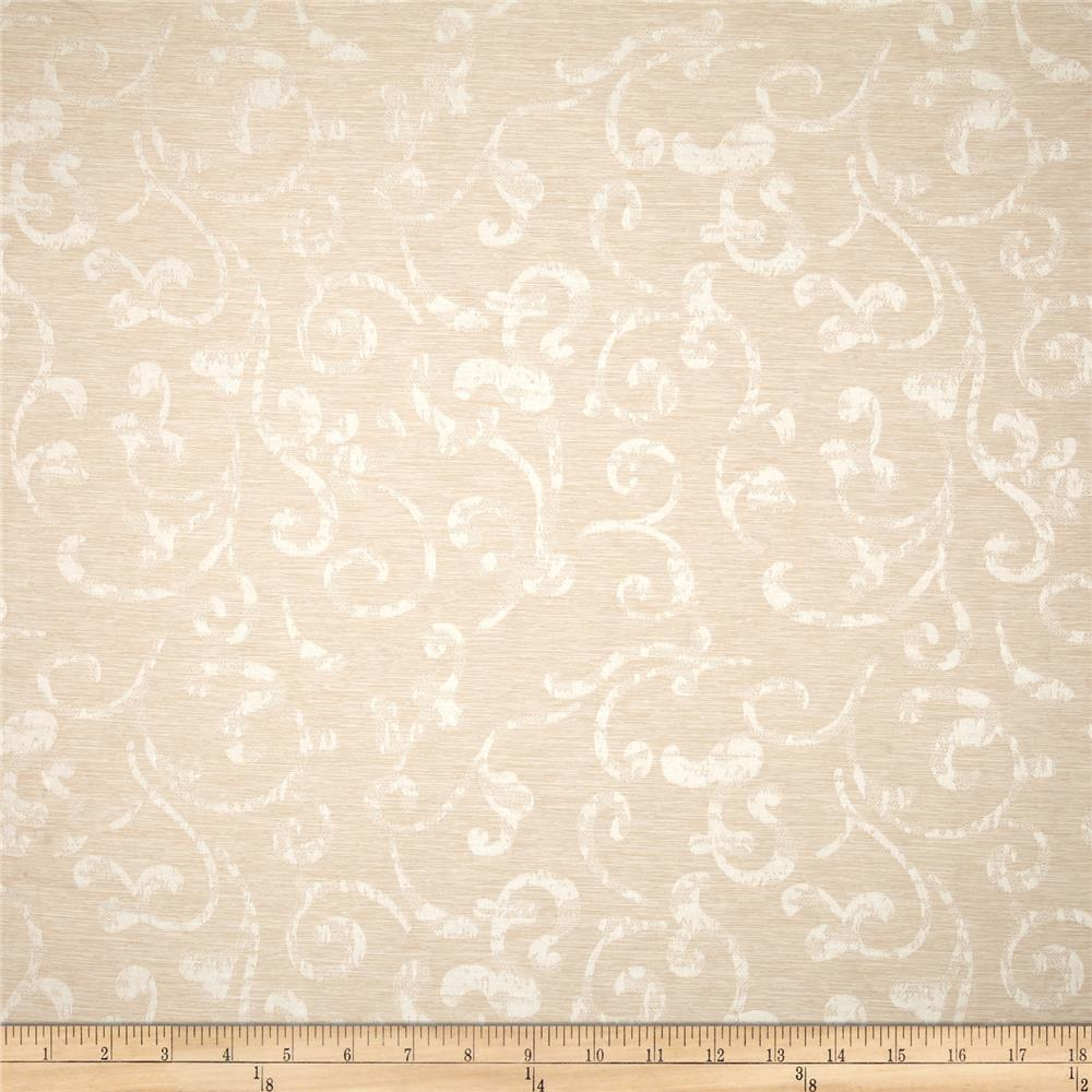 Eroica In Motion Damask Jacquard Natural