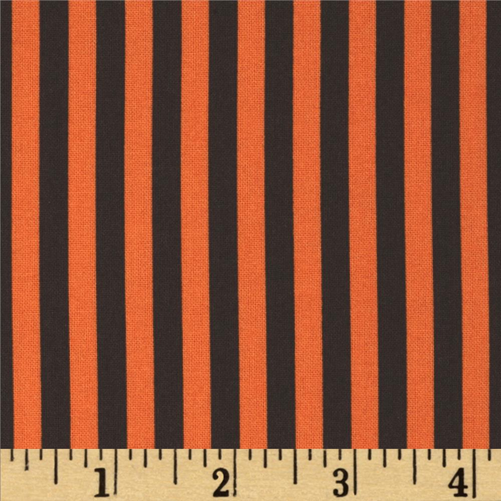 Michael Miller Clown Stripe Apricot