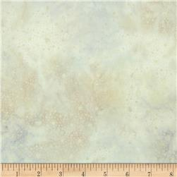 Batavian Batiks Mini Dots Cream