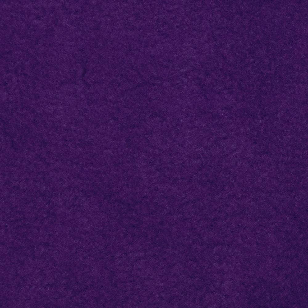 Yukon Fleece Purple Fabric By The Yard