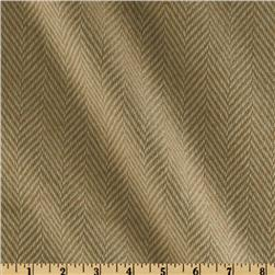 Wool Blend Coating Herringbone Cream/Tan
