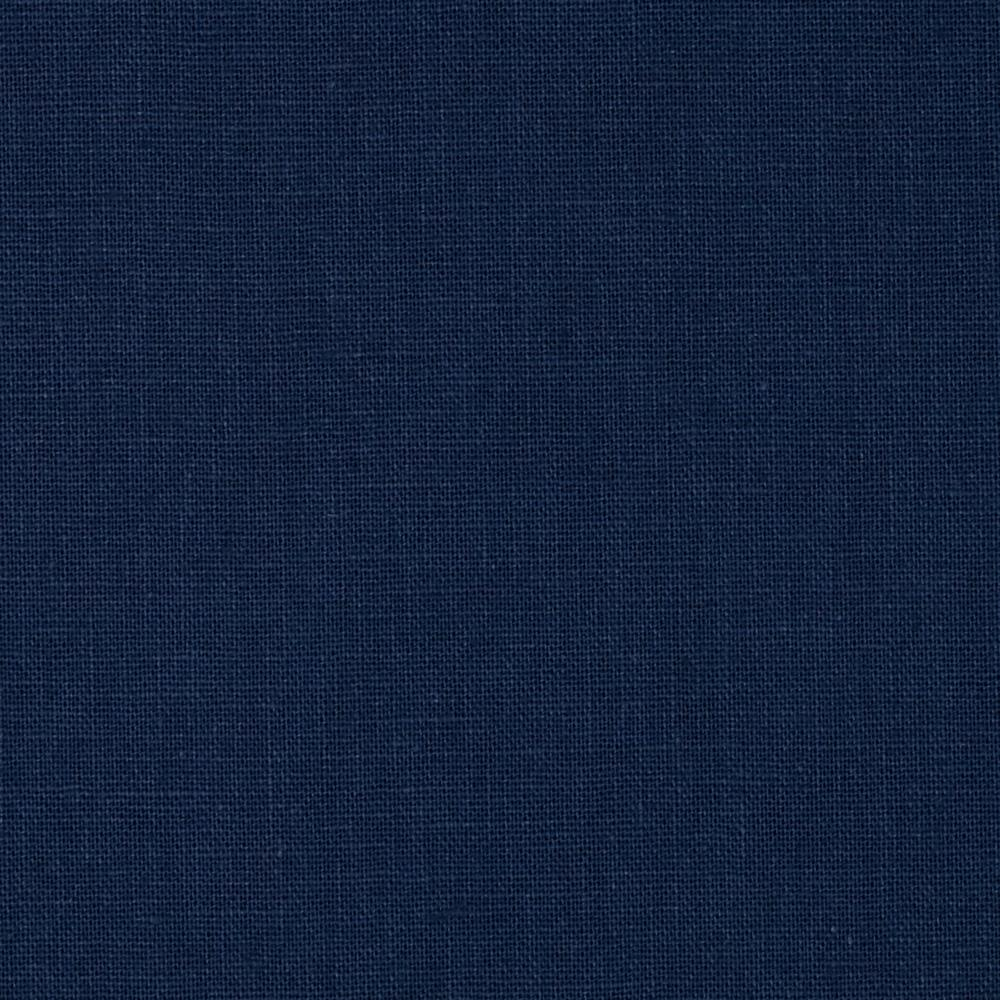 Kaufman Essex Linen Blend Midnight Fabric By The Yard