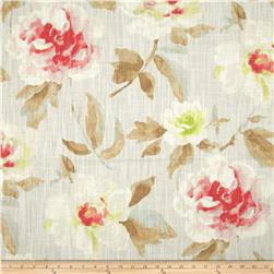 HGTV HOME Pretty Please Floral Slub Blushing