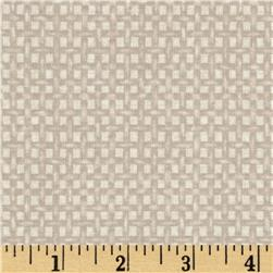 Lecien Kate Greenaway Coordinates Mini Basket Weave Beige