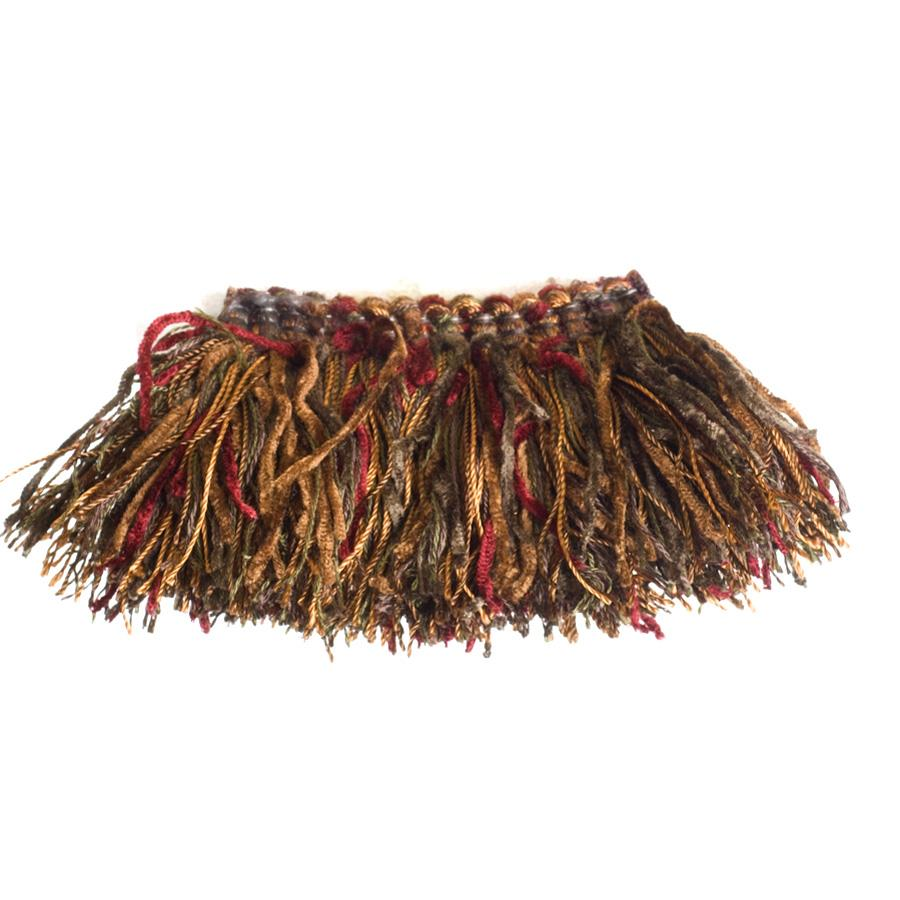 "Trend 2.25"" 01464 Brush Fringe Parlor"