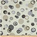 Contempo Cachet Bubbles Gray