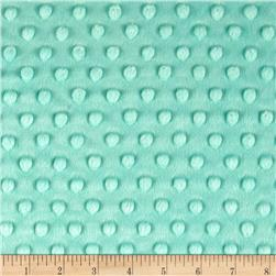 Michael Miller Minky Solid Dot Mint
