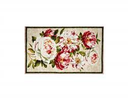 "Scentimental Floral 24"" Panel Cream"