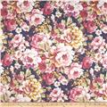 Soho Stretch Twill Floral Multi