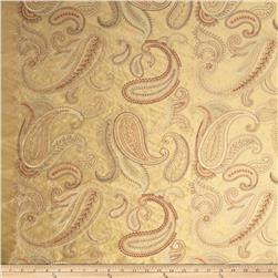 Fabricut Swift Silk Gold