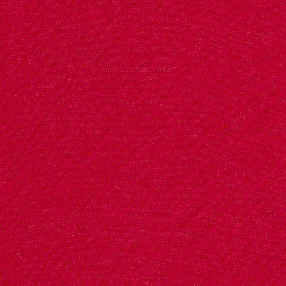 Cotton Lycra Jersey Knit Red Fabric