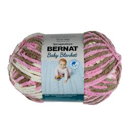 Bernat Baby Blanket Big Ball Yarn (04418) Little
