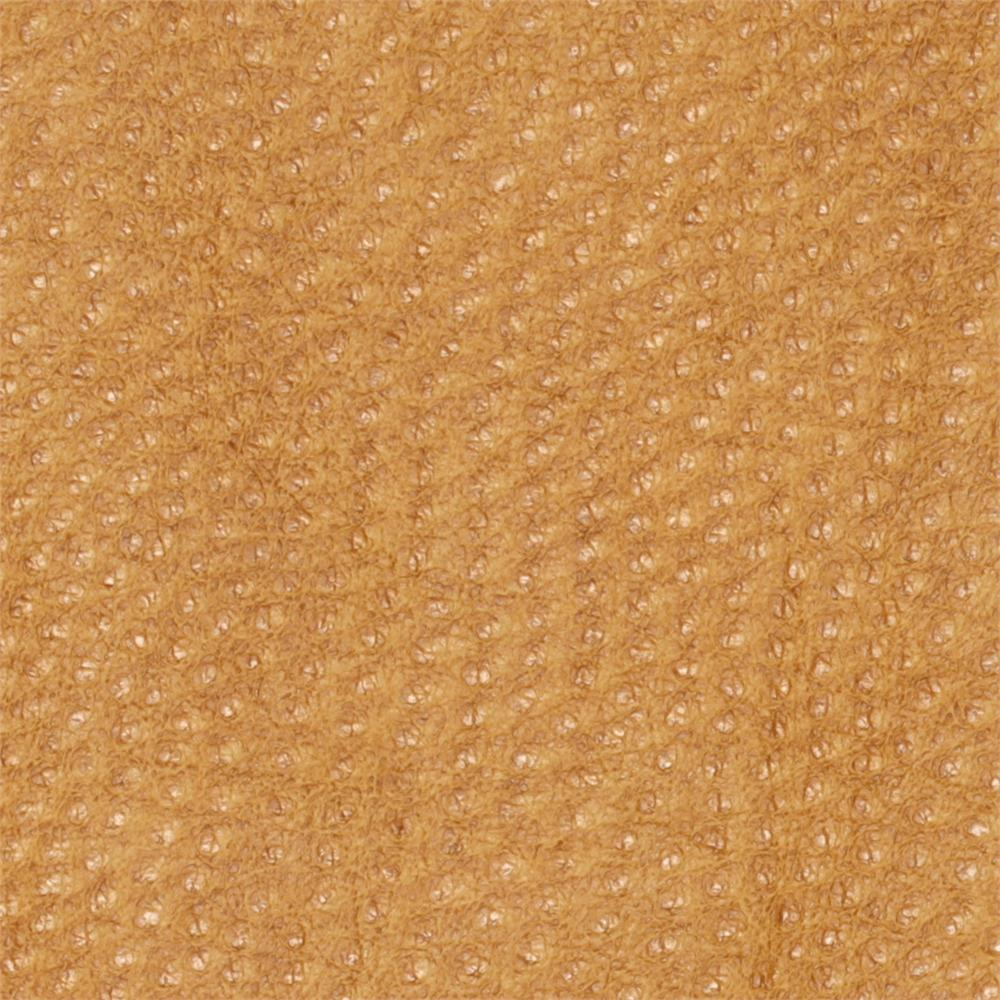 Faux Leather Ostrich Caramel