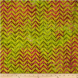 Moda One For You, One For Me Batiks Zig Zag Willow Sprigs