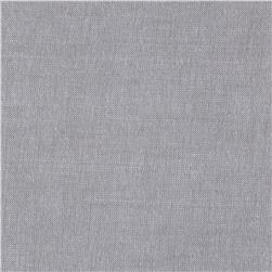 "Peppered Cotton 108"" Wide  Yarn Dye Fog"